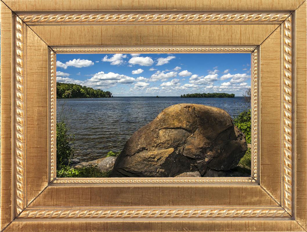 custom framing for artwork